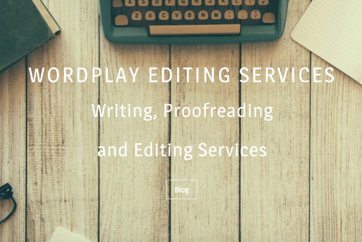 wordplay editing services